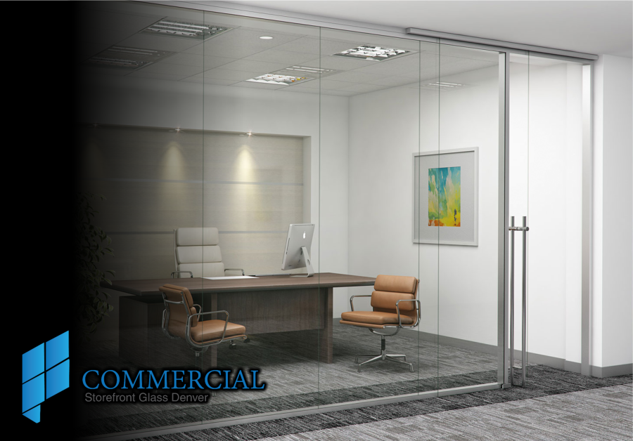 Sliding Glass Doors Commercial Storefront Glass Denver