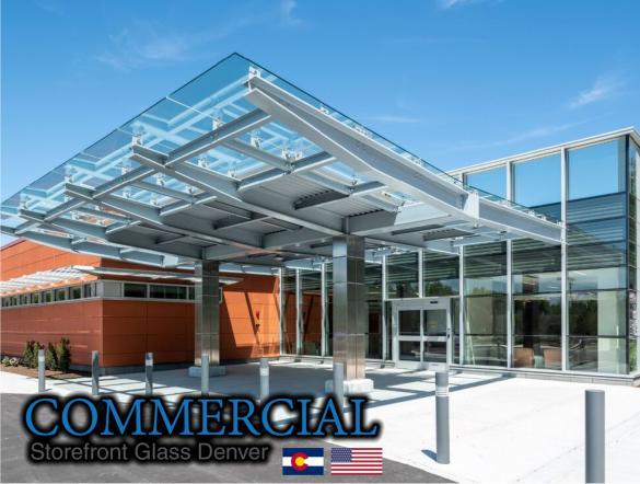 commercial glass denver window door install repair 101