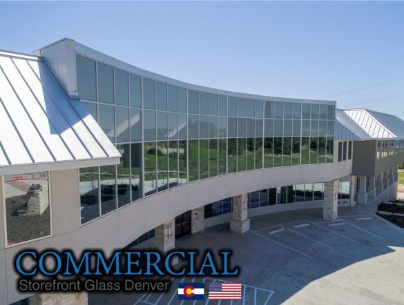 commercial glass denver window door install repair 117