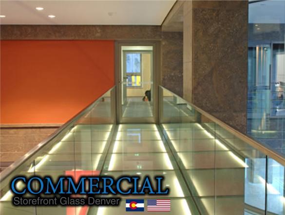 commercial glass denver window door install repair 134