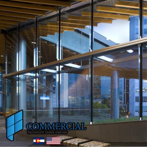 commercial storefront glass denver window door replacement 01