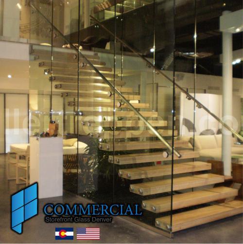 commercial storefront glass denver window door replacement 04
