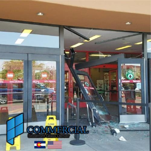 commercial storefront glass denver window door replacement 07