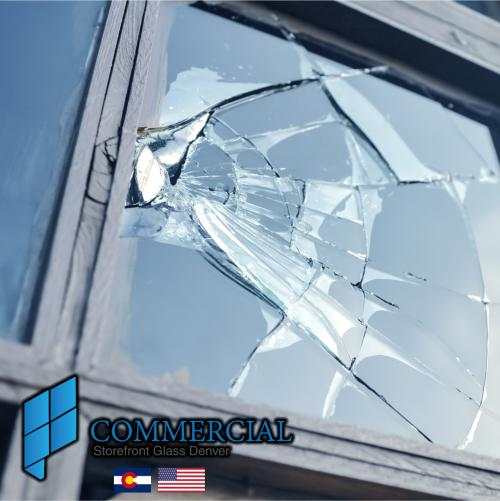 commercial storefront glass denver window door replacement 109