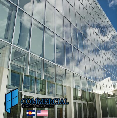 commercial storefront glass denver window door replacement 11