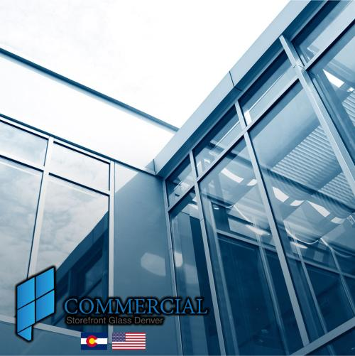 commercial storefront glass denver window door replacement 113