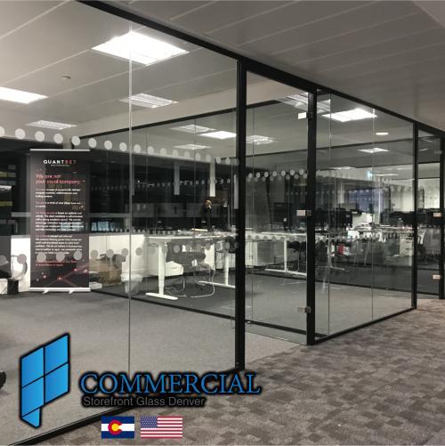 commercial storefront glass denver window door replacement 120