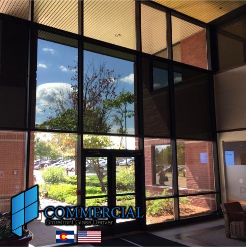 commercial storefront glass denver window door replacement 22