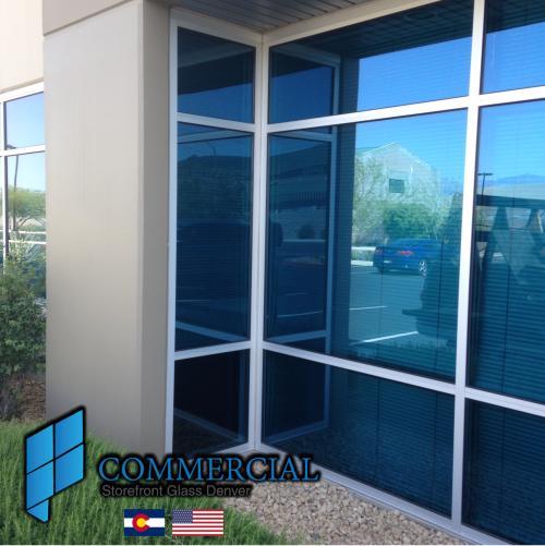 commercial storefront glass denver window door replacement 39