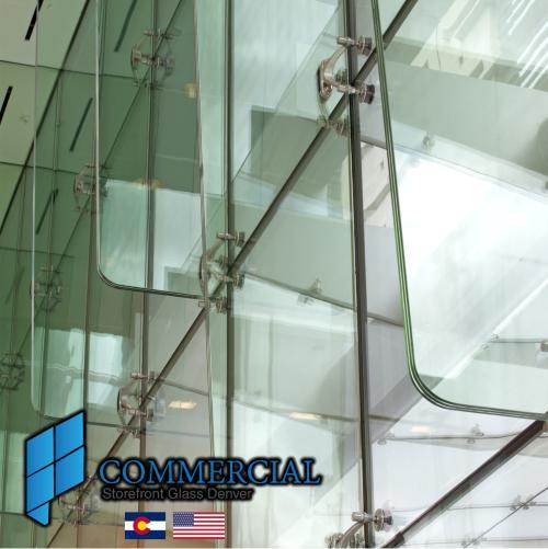 commercial storefront glass denver window door replacement 71
