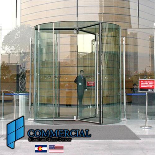 commercial storefront glass denver window door replacement 94